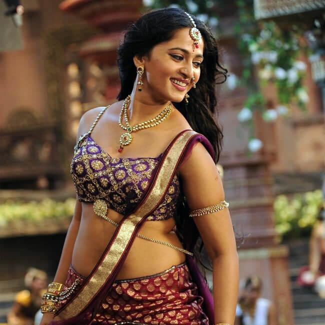 Anushka Shetty in super sultry off shoulder top